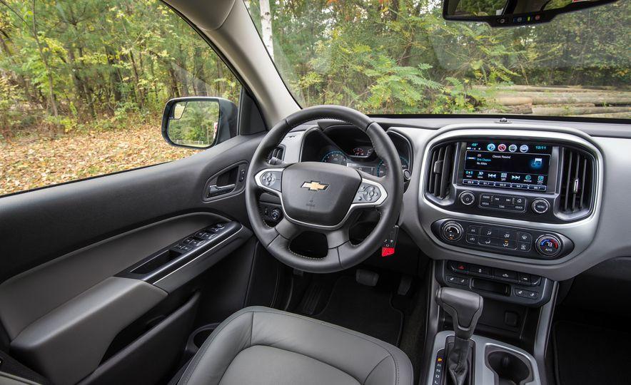 2017 Chevrolet Colorado - Slide 46
