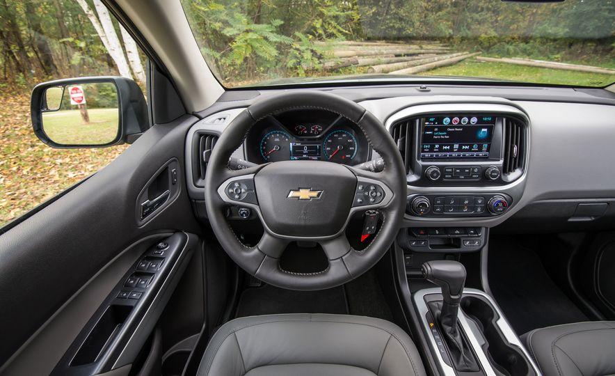 2017 Chevrolet Colorado - Slide 48