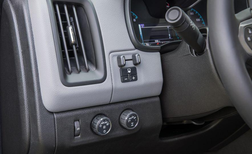 2017 Chevrolet Colorado - Slide 50