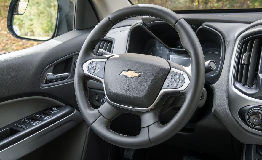 2017 Chevrolet Colorado - Slide 51
