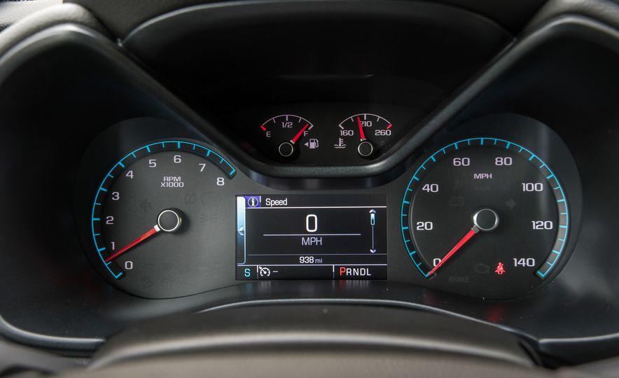 2017 Chevrolet Colorado - Slide 56