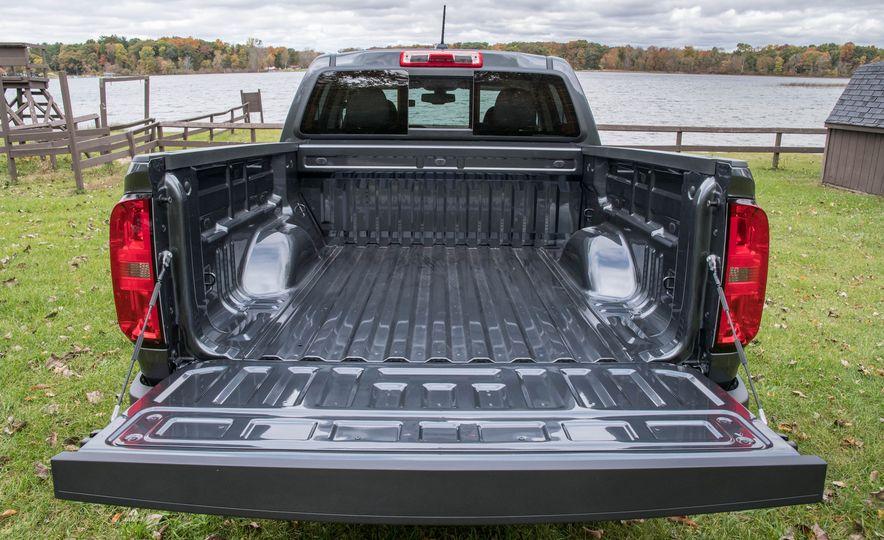 2017 Chevrolet Colorado - Slide 93