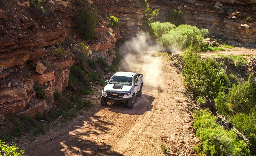 2017 Chevrolet Colorado ZR2 - Slide 5