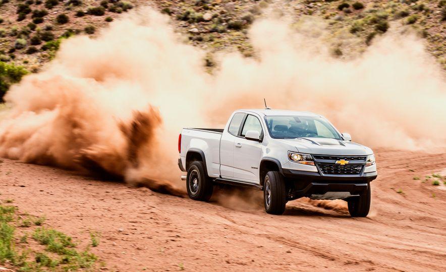 2017 Chevrolet Colorado ZR2 - Slide 7
