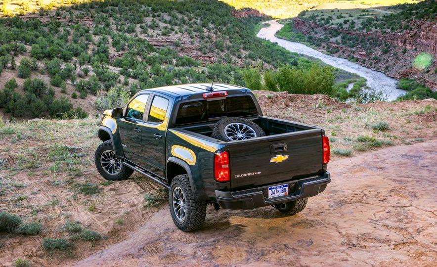 2017 Chevrolet Colorado ZR2 - Slide 45