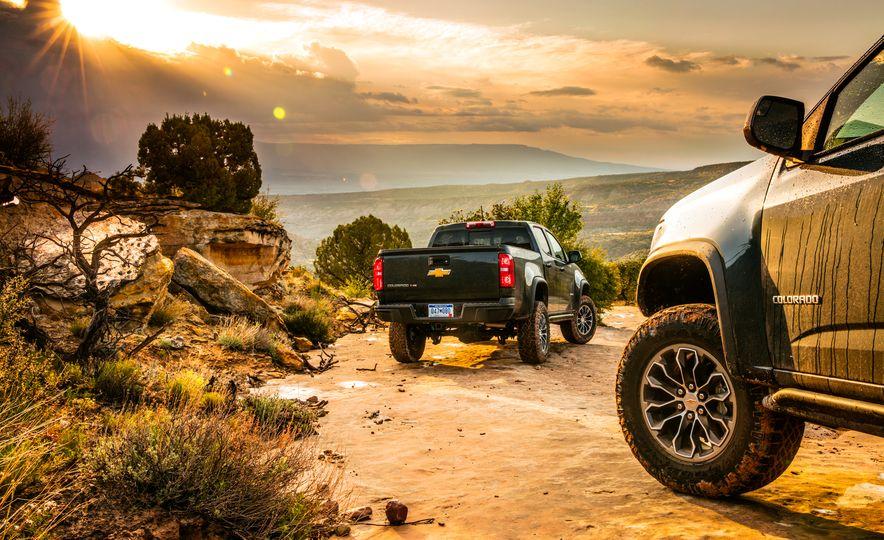 2017 Chevrolet Colorado ZR2 - Slide 46