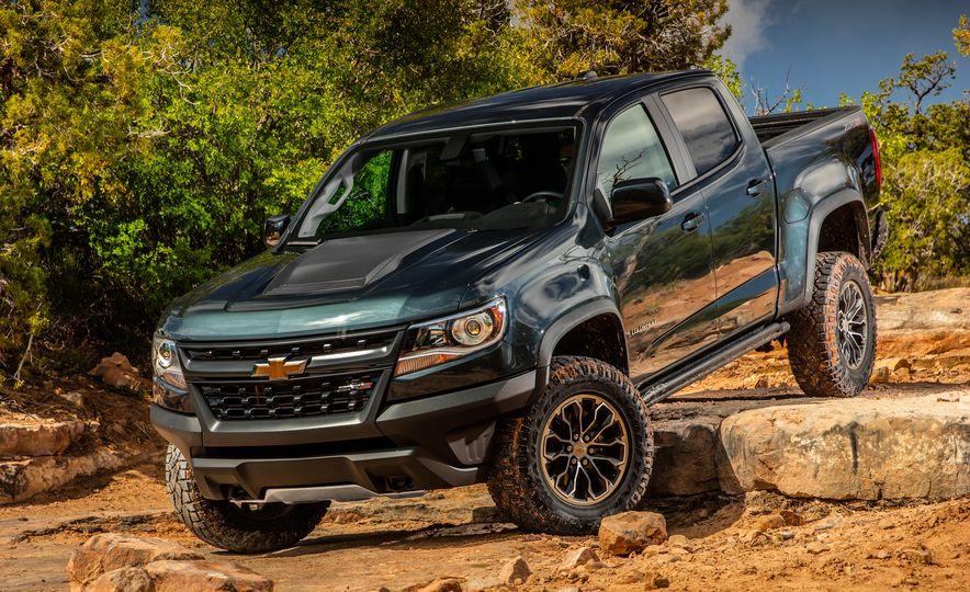 2017 Chevrolet Colorado ZR2 - Slide 47