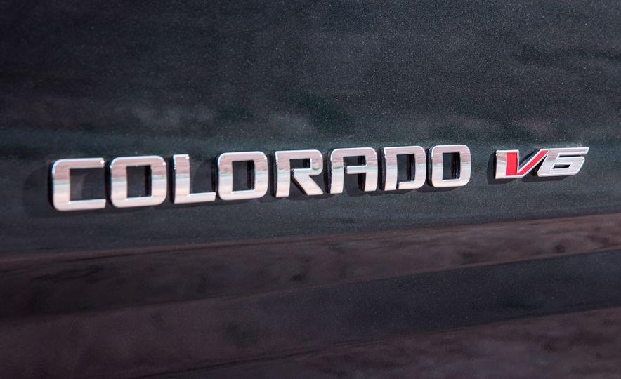 2017 Chevrolet Colorado ZR2 - Slide 48