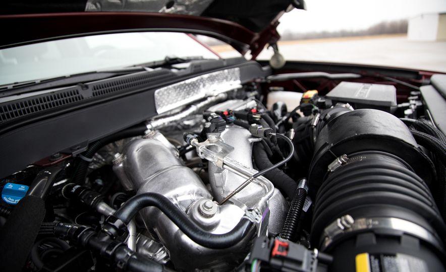 2017 Chevrolet Silverado 2500HD/3500HD - Slide 41