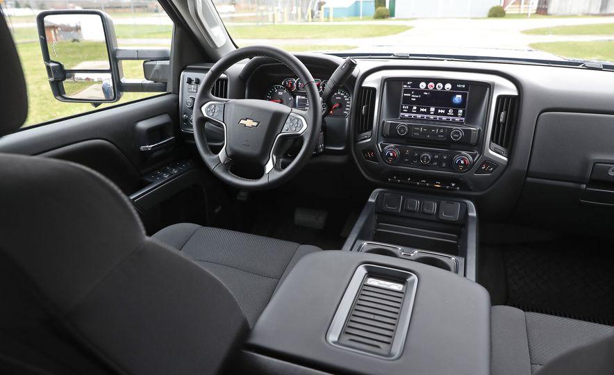 2017 Chevrolet Silverado 2500HD/3500HD - Slide 72