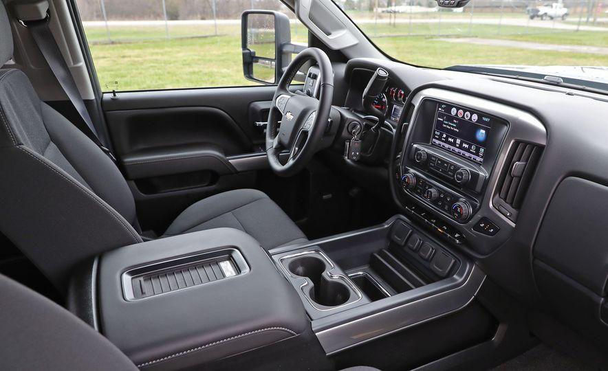2017 Chevrolet Silverado 2500HD/3500HD - Slide 73