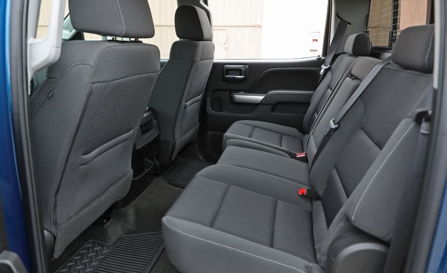2017 Chevrolet Silverado 2500HD/3500HD - Slide 76