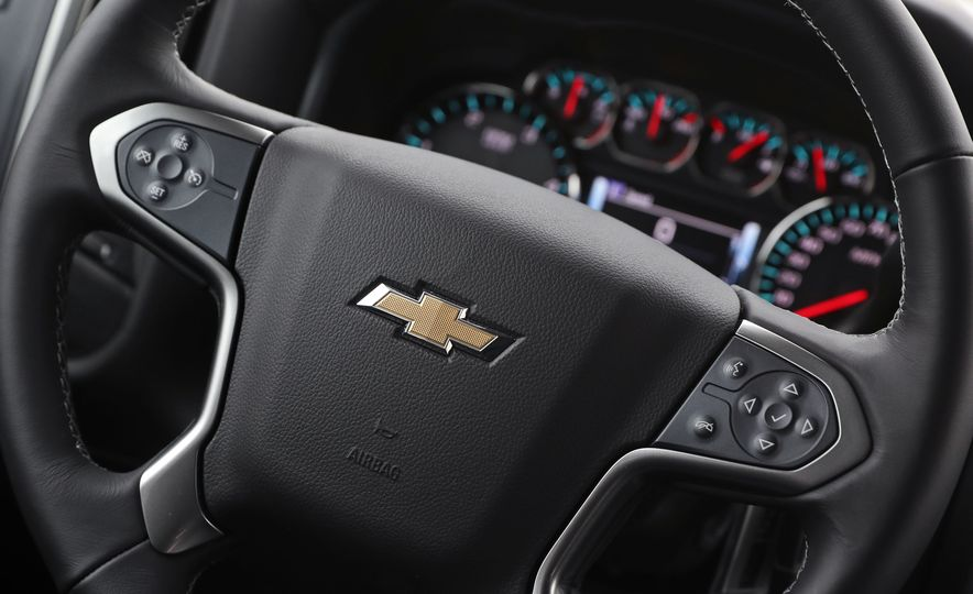 2017 Chevrolet Silverado 2500HD/3500HD - Slide 81