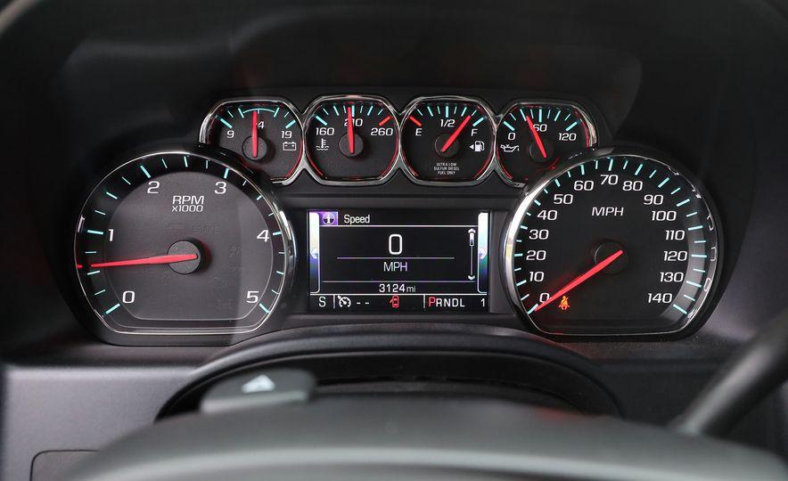 2017 Chevrolet Silverado 2500HD/3500HD - Slide 82