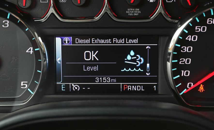 2017 Chevrolet Silverado 2500HD/3500HD - Slide 83