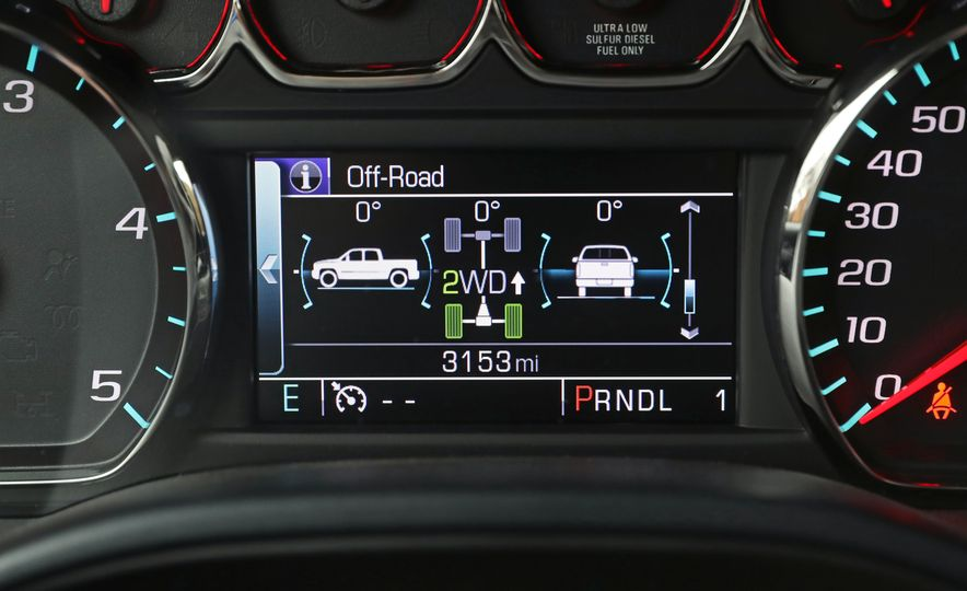 2017 Chevrolet Silverado 2500HD/3500HD - Slide 84