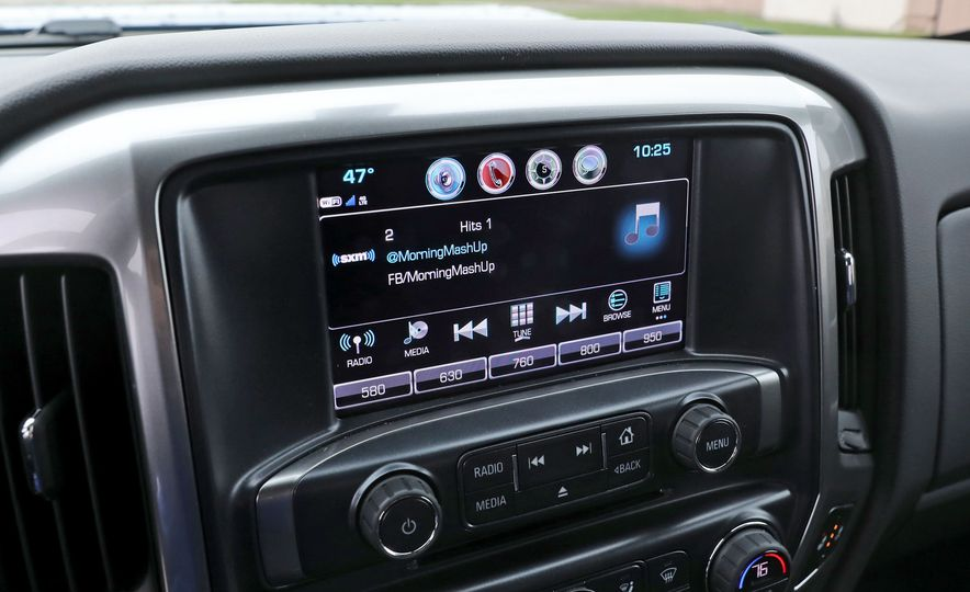 2017 Chevrolet Silverado 2500HD/3500HD - Slide 87