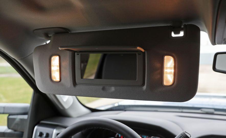 2017 Chevrolet Silverado 2500HD/3500HD - Slide 100
