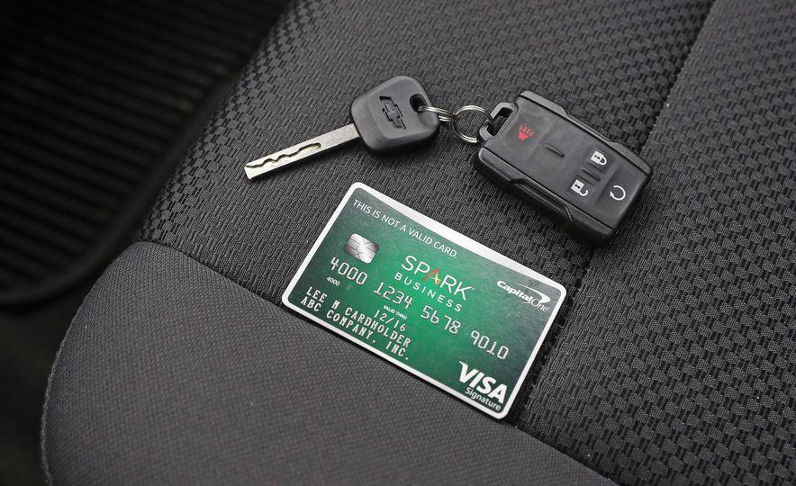 2017 Chevrolet Silverado 2500HD/3500HD - Slide 102