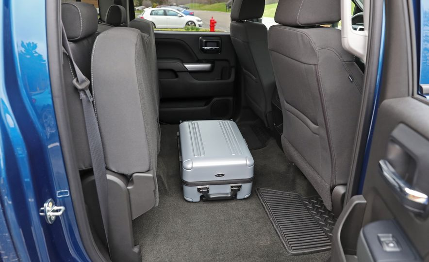 2017 Chevrolet Silverado 2500HD/3500HD - Slide 106
