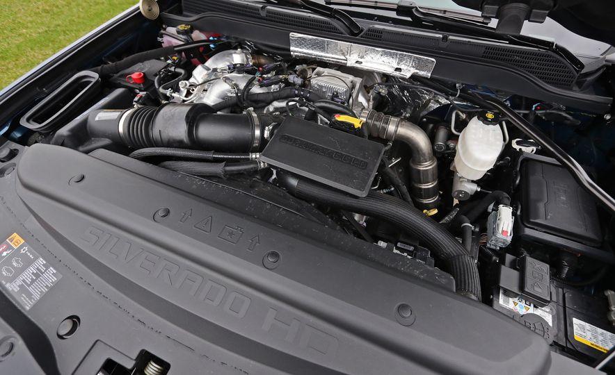 2017 Chevrolet Silverado 2500HD/3500HD - Slide 109