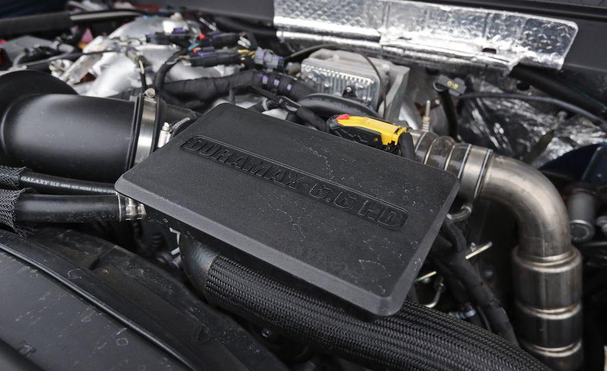 2017 Chevrolet Silverado 2500HD/3500HD - Slide 110
