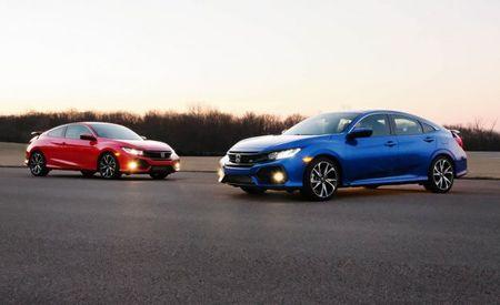 2017 Honda Civic Si Priced: Starts at Less Than $25,000