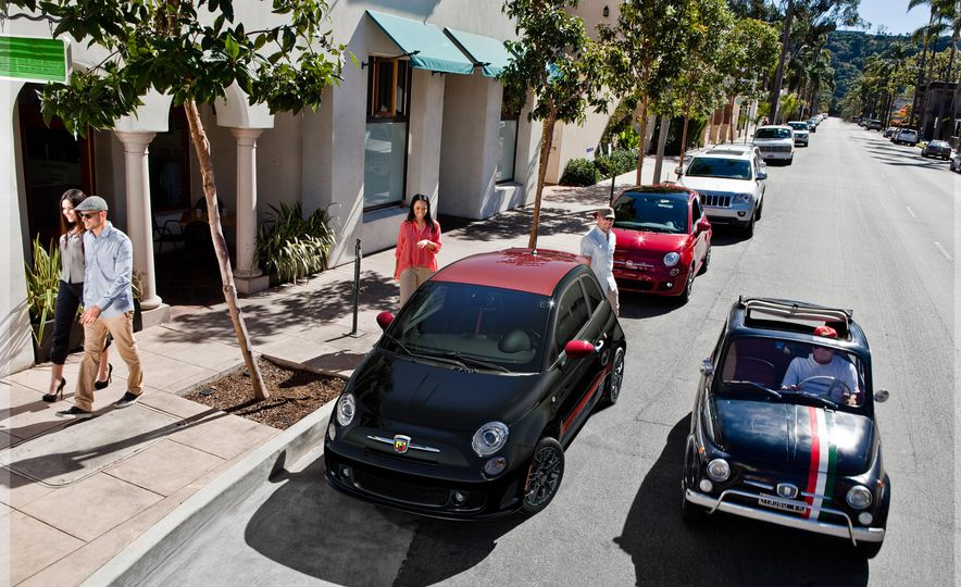 Appearance Is Everything: Fiat 500 Gets Three New Style Packages - Slide 5