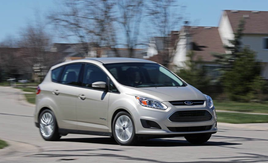 2018 Ford C Max Reviews Price Photos And Specs Car Driver