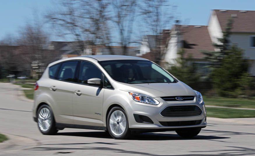 Ford C-Max Hybrid - Slide 1