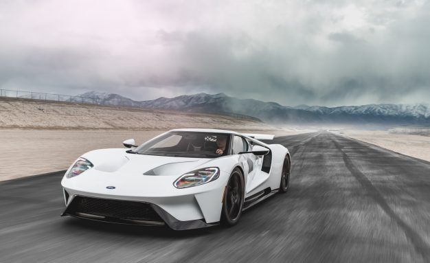 Go Inside The Factory And Watch The Ford Gt Assembly Video