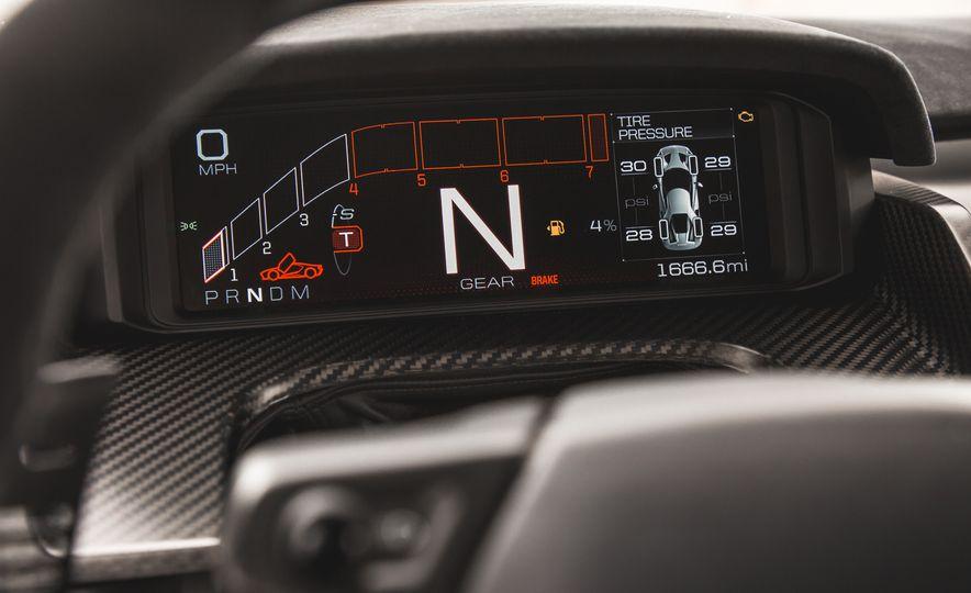 2017 Ford GT - Slide 26