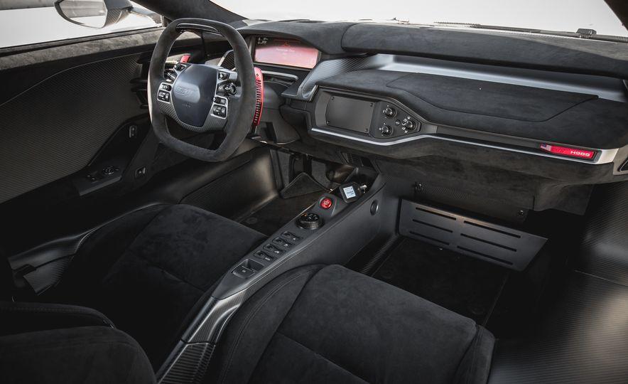 2017 Ford GT - Slide 51