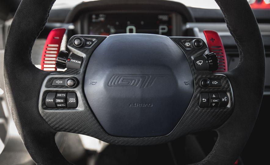 2017 Ford GT - Slide 53