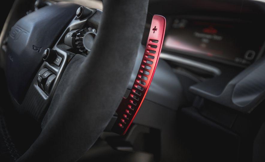 2017 Ford GT - Slide 65