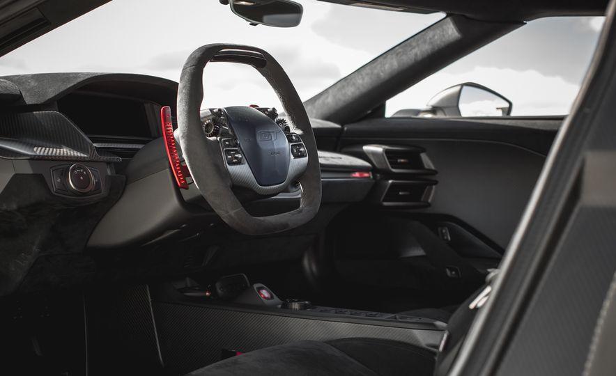 2017 Ford GT - Slide 67