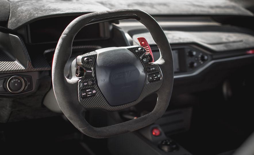 2017 Ford GT - Slide 68