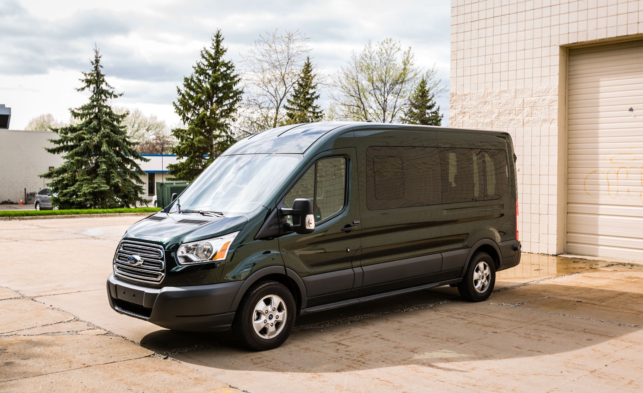 Ford Transit Reviews | Ford Transit Price, Photos, and Specs | Car ...