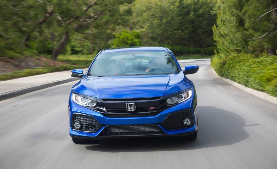 2017 Honda Civic Si - Slide 4