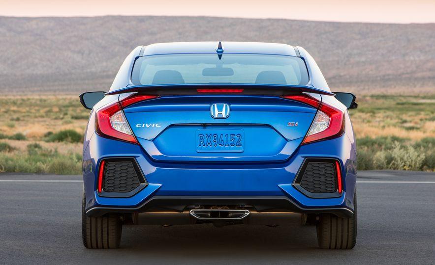 2017 Honda Civic Si - Slide 20