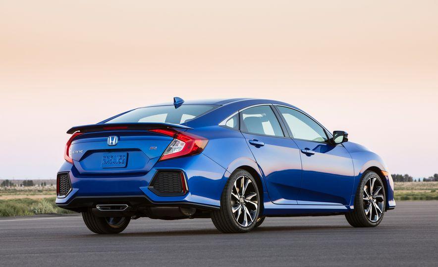 2017 Honda Civic Si - Slide 21