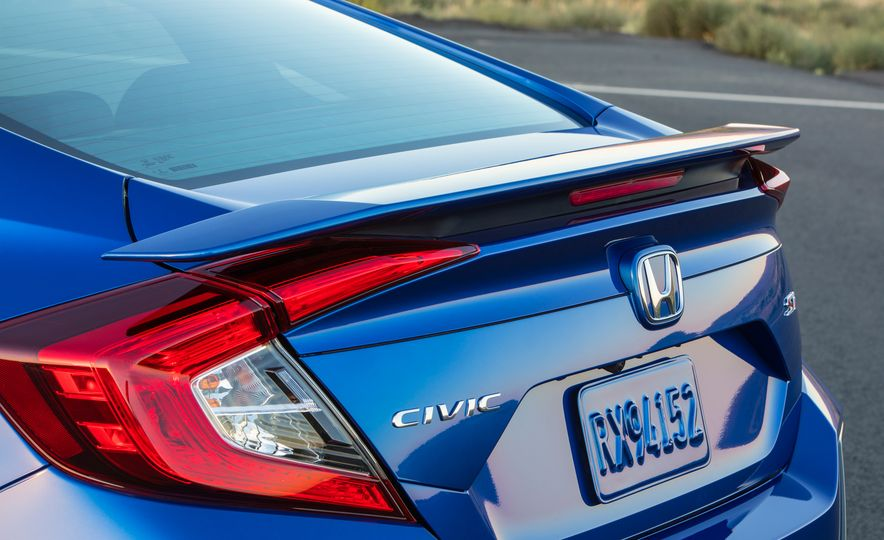 2017 Honda Civic Si - Slide 26