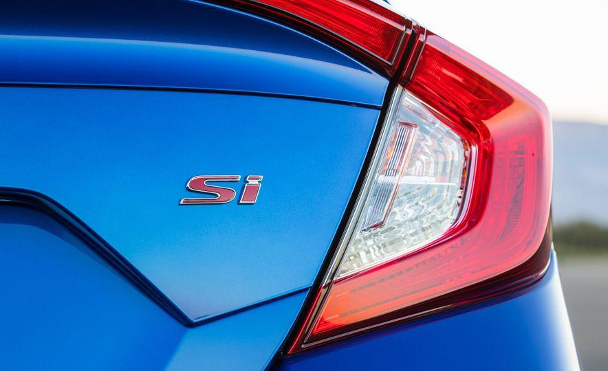 2017 Honda Civic Si - Slide 27