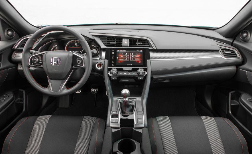 2017 Honda Civic Si - Slide 29
