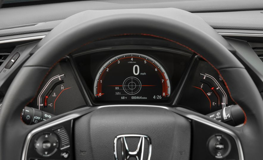 2017 Honda Civic Si - Slide 32