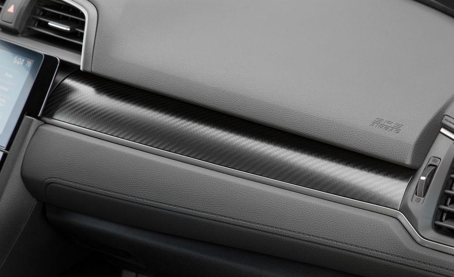 2017 Honda Civic Si - Slide 34