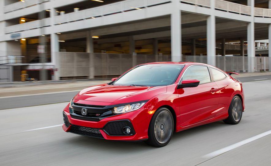 2017 Honda Civic Si - Slide 43