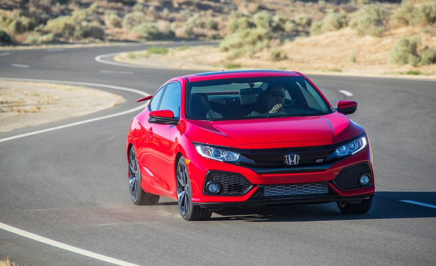 2017 Honda Civic Si - Slide 45