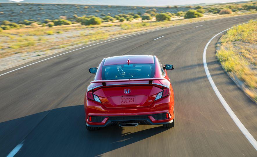 2017 Honda Civic Si - Slide 50