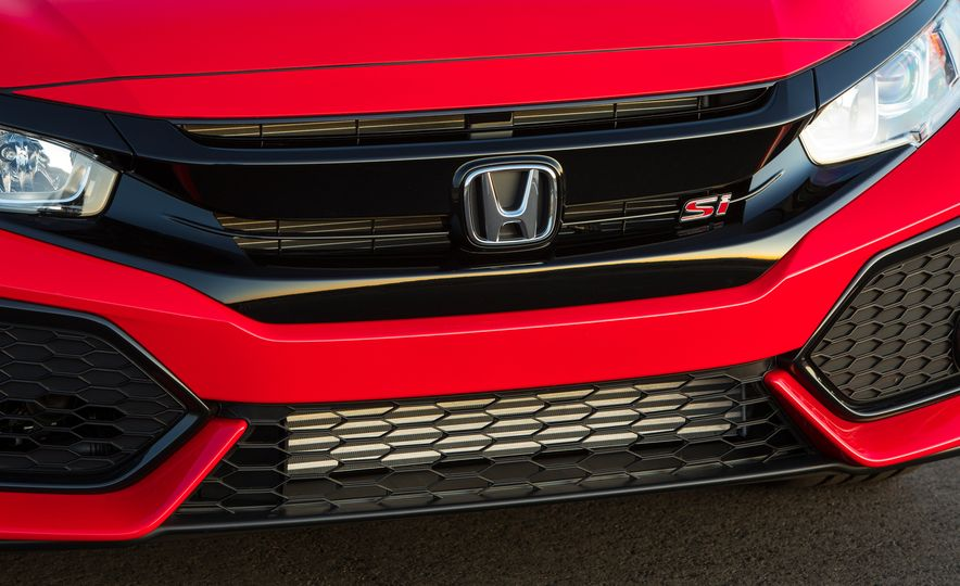 2017 Honda Civic Si - Slide 66